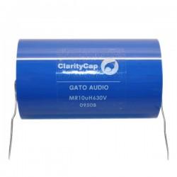 ClarityCap Condensateurs MR630VDC. 10.00µf