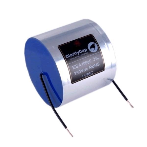 ClarityCap Capacitors ESA 250VDC. 27.0μf