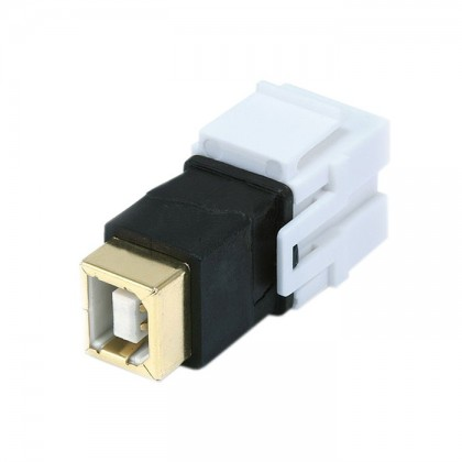 Keystone USB-BC-FL Embase USB B 2.0