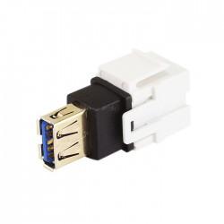 Keystone USB A Embase USB 3.0