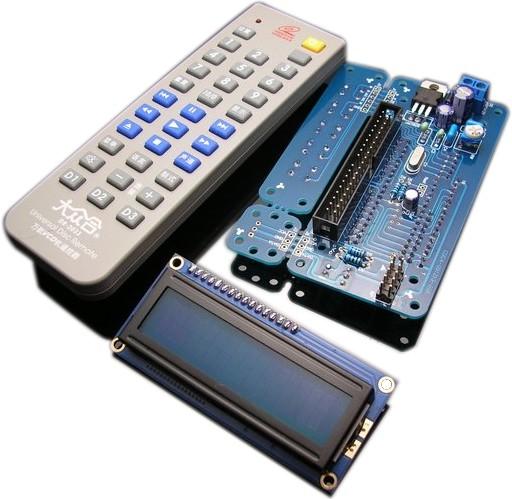 AUNE Kit contrôleur de CD-ROM IDE avec télécommande