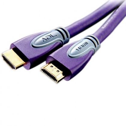 FURUTECH ADL Câble HDMI Alpha H1-4 1.4/2160p Certifié ATC 2.5M