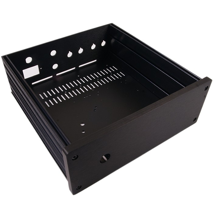 HIFI 2000 GALAXY GX283 Perforated Faces Stereo Black