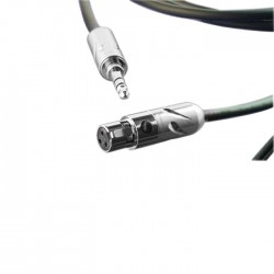 FURUTECH ADL iHP-35X Câble casque 3,5mm vers Mini XLR-F 3.00m