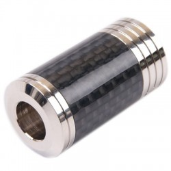 W&M Audio Réducteur Carbone Nickel 1x14.5 vers 1x8.0mm