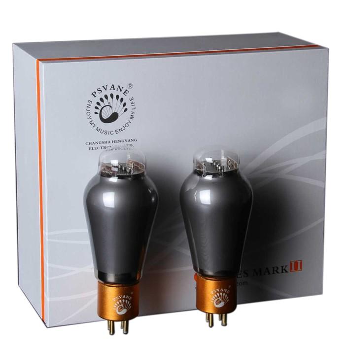 PSVANE 300B-TII MARK II pair of Tubes Hi-Fi Serie Paired