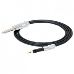 OYAIDE HPC-62HD598 Headphone Cable 6.35mm for HD598 / 558/518 2.5m