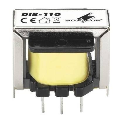 Transformateur Audio pour signaux micro 10:1