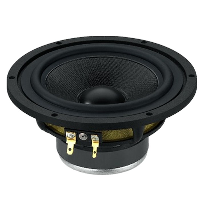 MONACOR SPH-145HQ Medium Hi-Fi Bass Speaker 13cm 100W 8Ω