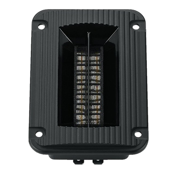 MONACOR RBT-95SR tweeter à Ruban Isodynamique 98dB 8 ohm