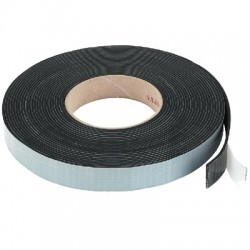 Sealing Gasket for Speakers Foam Black 9.5m