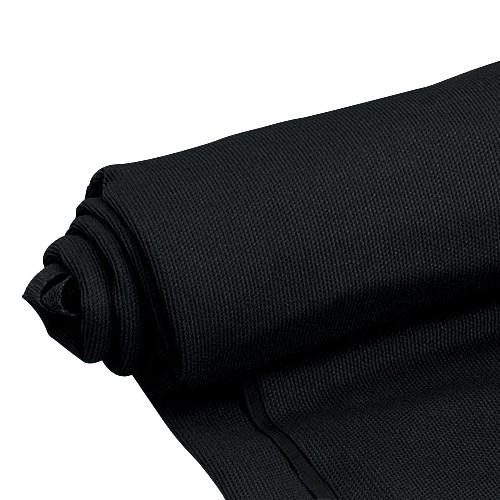 Molleton Tissu Acoustique 160x90cm Noir