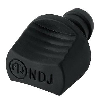 NEUTRIK NDJ Cache anti-poussière caoutchouc jack 6.35mm femelle (Unité)
