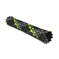 VIABLUE Braided Sleeve Neon 1.5-5.5mm