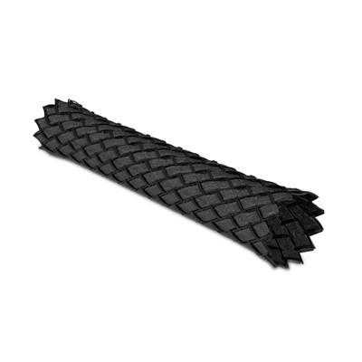 VIABLUE Gaine tressée Noire 1.5-5.5mm