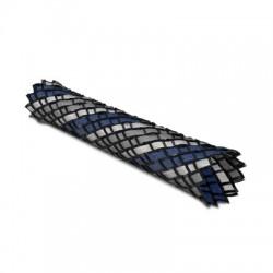 Viablue Gaine tressée Bleu 1.5-5.5mm