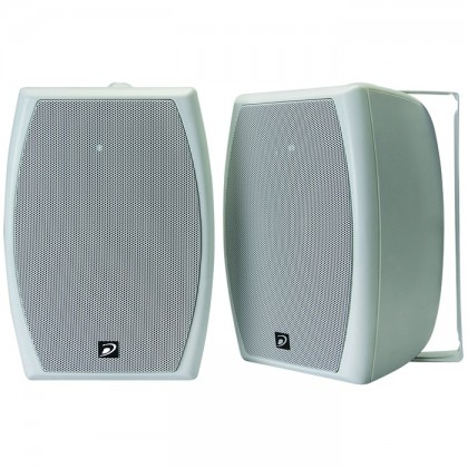Dayton Audio IO525W Enceintes d'extérieur 8 Ohms (La paire)
