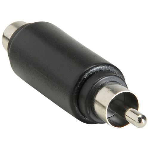 RCA female / RCA adapter 3dB attenuator