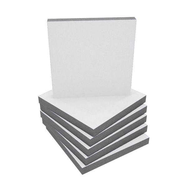 Absorbing Foam Board White 50mm (Set x6)
