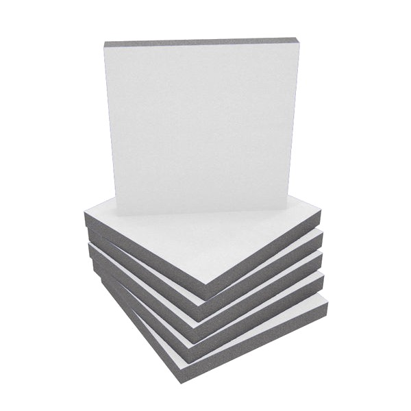 Panneau Mousse Absorbante White 50mm (Set x6)