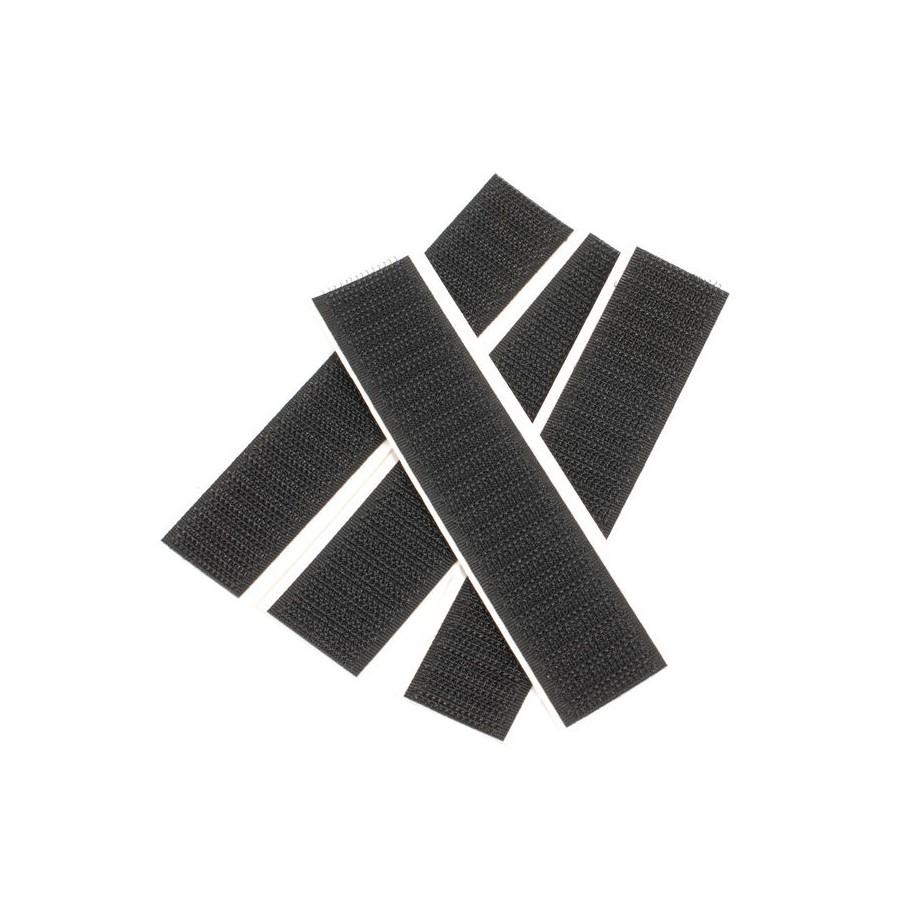 syst me de fixation strip velcro adh sif set x4. Black Bedroom Furniture Sets. Home Design Ideas