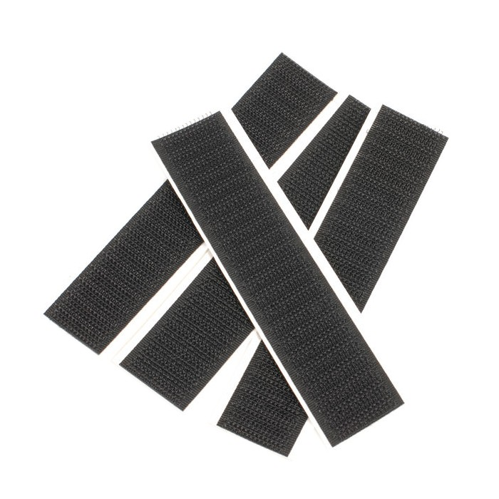 Système de fixation Strip Velcro Adhésif (Set x4)