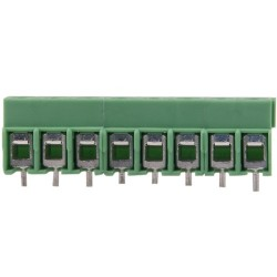 Phoenix 8-Way Screw Terminal Block