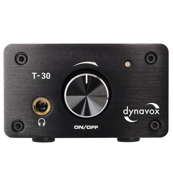 dynavox t 30 amplificateur ampli casque ta2024 2x 10w. Black Bedroom Furniture Sets. Home Design Ideas
