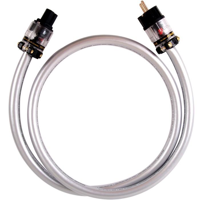 Kit câble DIY ELECAUDIO Secteur CS-361B + FI / FI-E11CU 1m