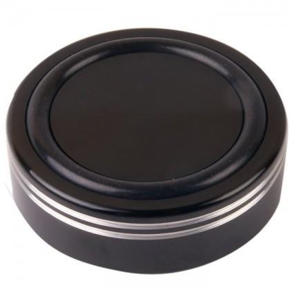 Pied en Aluminium Noir 44mm Filetage M4