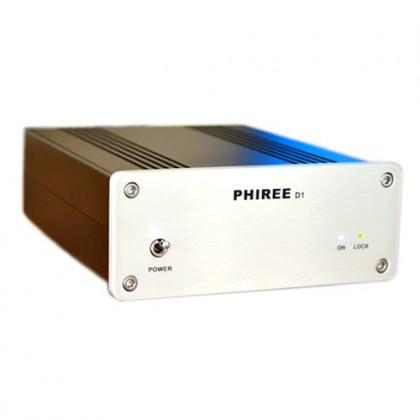 PHIREE D1 WM8741 DAC TE7022L Coax/Opt/USB 24Bit/192Khz