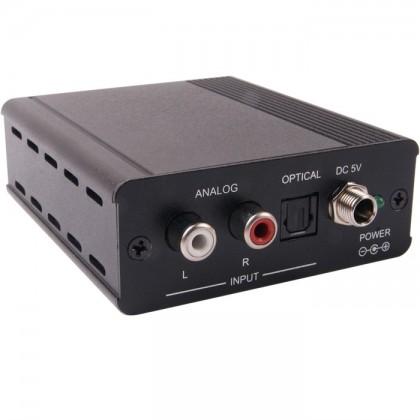 CYP CLUX-11HB - Injecteur SPDIF / RCA vers HDMI Audio