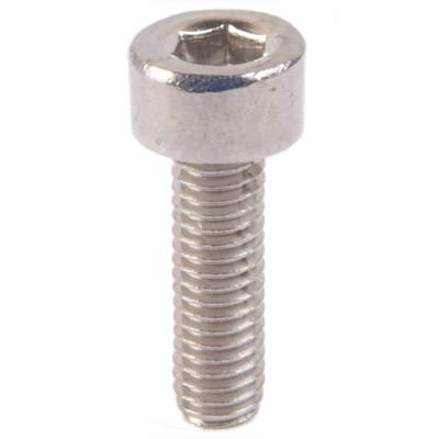 Screw TCHC cylindrical head INOX A2 BTR M3x8mm (x10)