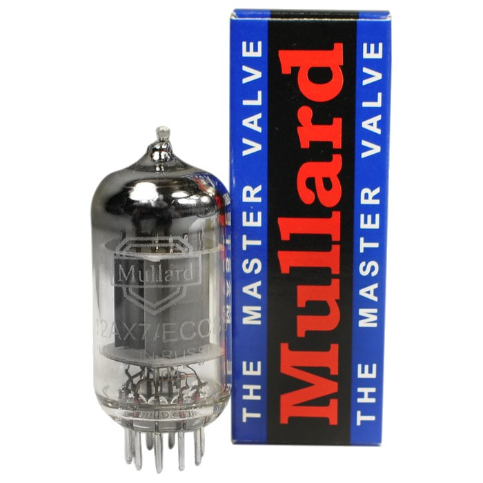 MULLARD 12AX7 / ECC83 High Quality Power Tube