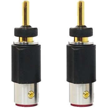 FURUTECH FT-212 (G) Banana Plug Gold Plated Ø4.2mm (Set x4)