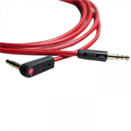 FURUTECH ADL iHP-35B Câble 3.5mm pour FOCAL Spirit One 1.30m
