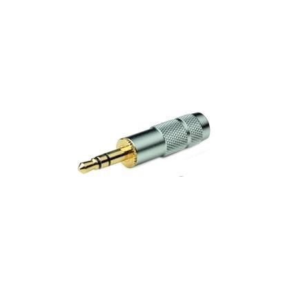 Oyaide P-3.5G Connecteur Jack plaqué Or 3.5mm stéréo Ø8.3mm