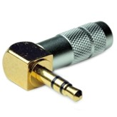 OYAIDE P-3.5GL Connector Jack 3.5mm Stereo Plated Gold Ø 6mm (Unit)
