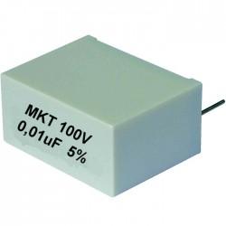Audyn Cap MKT radial Condensateur 100V. 15.0µ