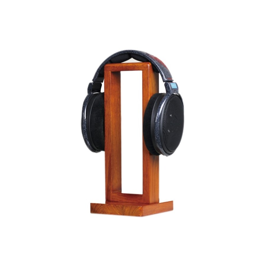 fiio hs1 support bois de casque hifi audiophonics. Black Bedroom Furniture Sets. Home Design Ideas