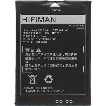 HIFIMAN Batterie pour HM-901 HM-802 HM-650