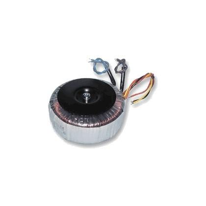 Transformateur torique 60VA 0-120-200-260-320V + 0-5-6.3V + 0-18V