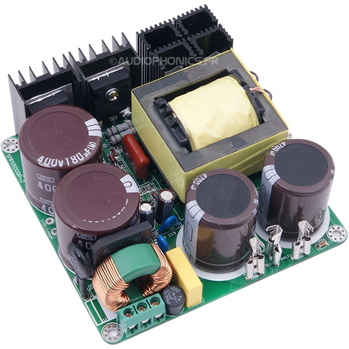 SMPS500QRV2 Switching Power Supply Module 500W / +/- 40V