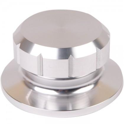 Tromba LMA-S Palet presseur / Stabilisateur platine vinyle Silver