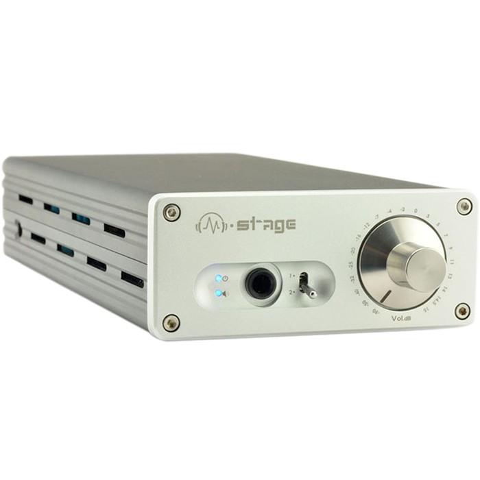 MATRIX M-STAGE HPA-2 USB Headphone Amp / DAC / ClassA Silver Preamp