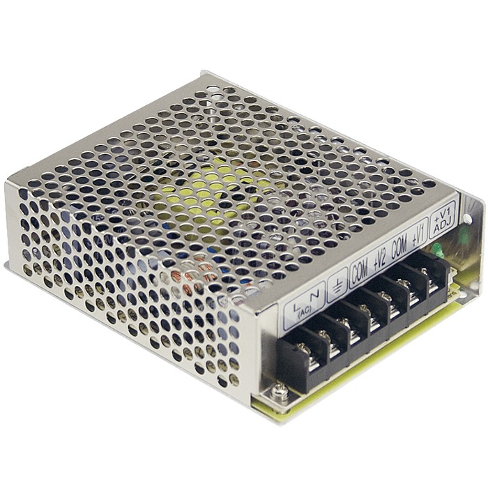 MEAN WELL RD-50A Module d'Alimentation à Découpage SMPS 54W 5/12V