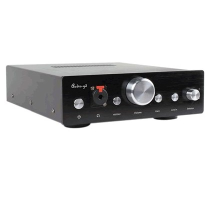 Audio-GD Compass 2 DAC/Ampli casque/Preamp 32bit/192KHz WM8741