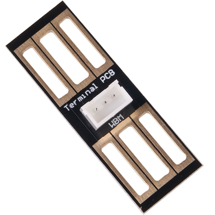 TEK PCB avec connexion JST XH pour embases RCA