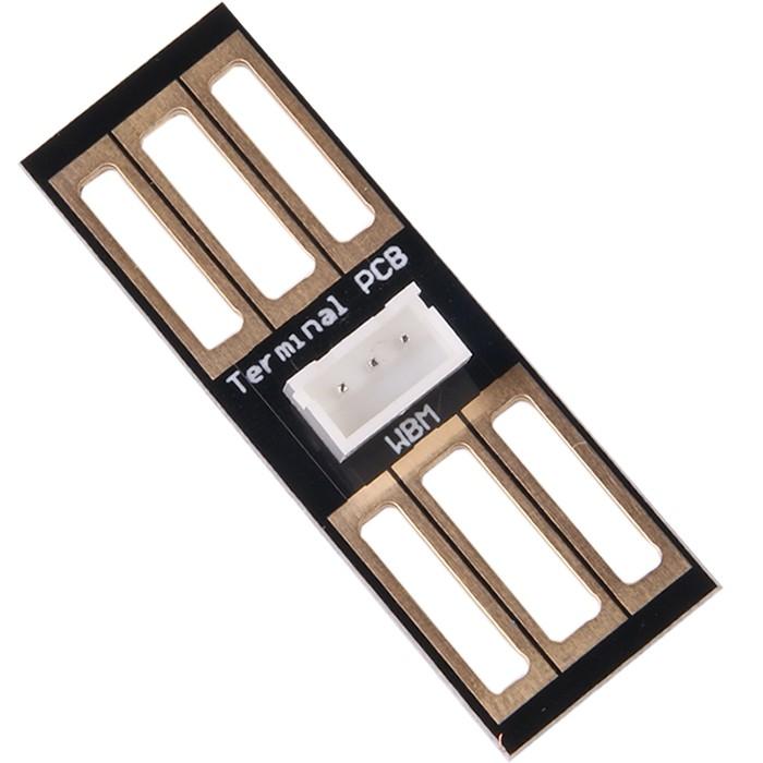 TEK PCB avec connexion JST XHP pour embases RCA