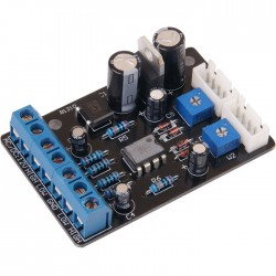 TEK Active control module for stereo meters
